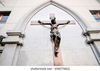 Jesus was crucified