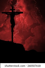Jesus crucifixion-The Crucifixion of Jesus Christ