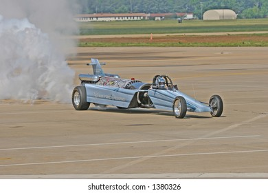 Jet Car Huffing and Puffing