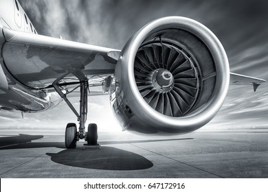 Jet Engine Stock Photo Edit Now 631152398