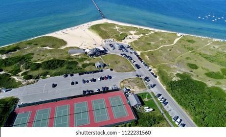 Jetties Beach at Nantucket.