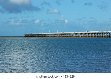 Jetty at Hervey Bay
