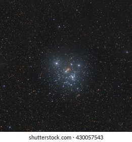 The Jewel Box, an Open Cluster in the Southern Cross