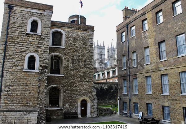 Jewel Tower, London, England