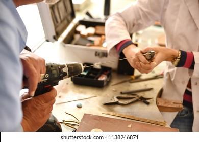 jewelery  precious metal processing