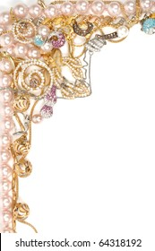Jewelry beautiful frame