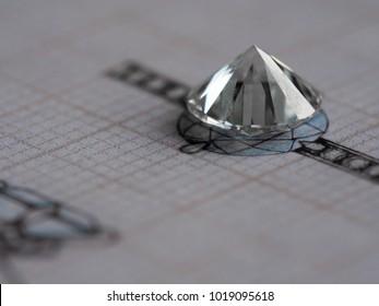 Jewelry Design Background