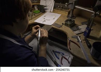 jewelry manufactured