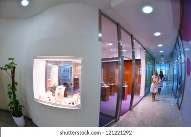 jewelry store shop indoors - small business