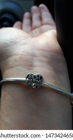 jewerly  ( heart sign with inscription Best mum)