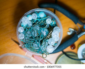 Jewerly in a jar