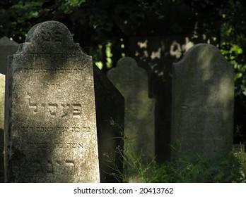 jewish cemetery in poland