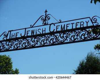 Jewish Cemetery in the South