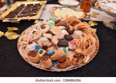 jewish food mimuna sweets and candy