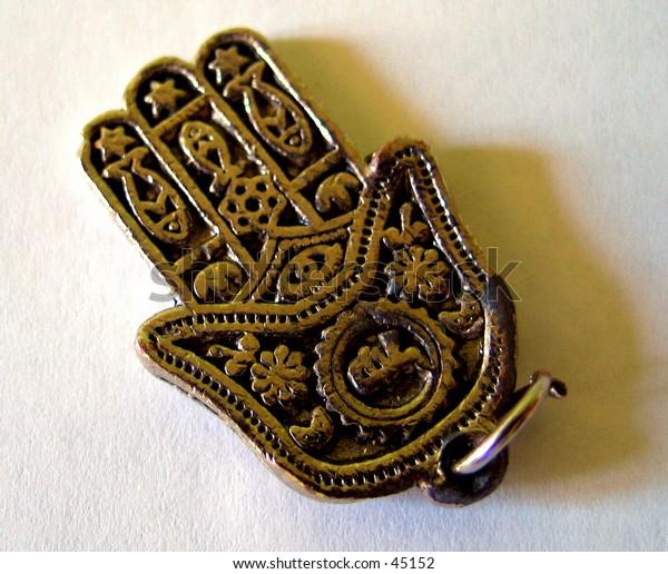 Jewish Hand