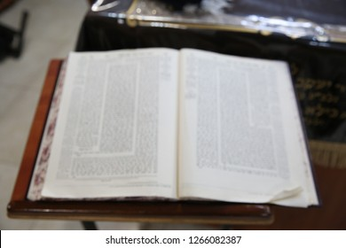The Jewish Talmud, learned by Jews worldwide, blurred