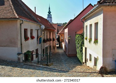 Jewish town Trebic - UNESCO world heritage, Czech republic