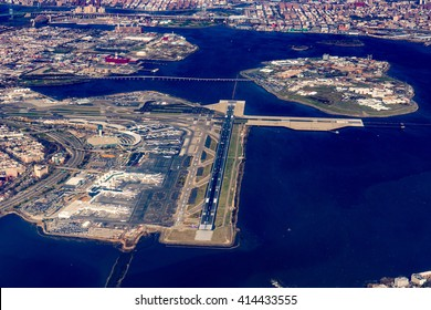 JFK Airport from Above