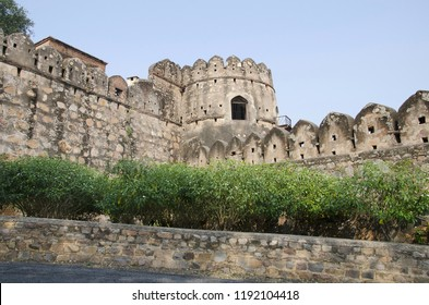 Jhansi Fort, Jhansi, Uttar Pradesh state of India.