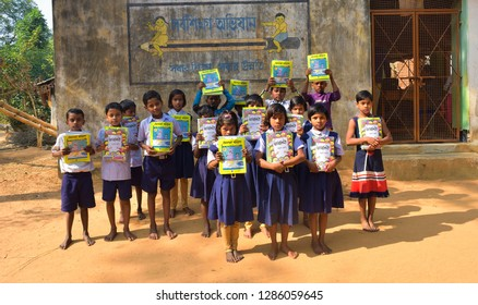 Indian School Students Images, Stock Photos & Vectors