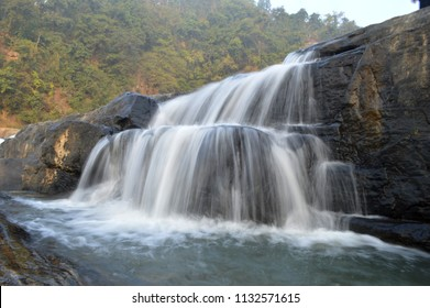 Jhona waterfall, it was taken in the morning at Ranchi, Jharkhand, India