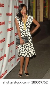 Jill Marie Jones at Opening Night Broadway Debut of Usher in the cast of CHICAGO, Ambassador Theatre, New York, NY, August 22, 2006