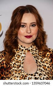 Jillian Clare arrives at the 10th Annual Indie Series Awards at The Colony Theatre in Burbank, CA on April 3, 2019.