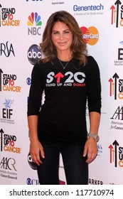 Jillian Michaels at the 2012 Stand Up to Cancer, Shrine Auditorium, Los Angeles, CA 09-07-12