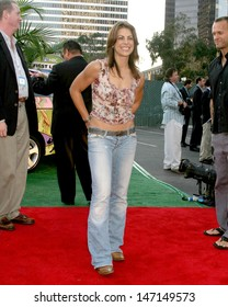 Jillian Michaels at the NBC TCA Tour Party Century Club Century City, CA July 25, 2005
