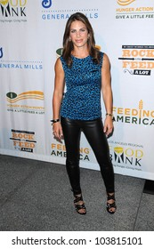 Jillian Michaels at the 'Rock A Little, Feed A Lot' Benefit Concert. Club Nokia, Los Angeles, CA. 09-29-09