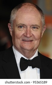 Jim Broadbent arriving for the BAFTA Film Awards 2012 at the Royal Opera House, Covent Garden, London. 12/02/2012  Picture by: Steve Vas / Featureflash