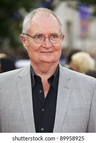Jim Broadbent arriving for the World Premiere of 'Harry Potter & the Deathly Hallows pt2', Trafalgar Square, London. 07/07/2011  Picture by: James McCauley / Featureflash