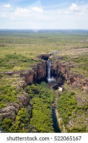 Jim Jim Falls, Kakadu National Park, Top End, Northern Territory, Australia.