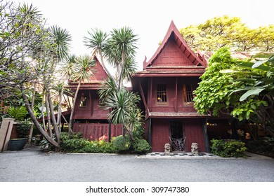 The Jim Thompson House is a museum in Bangkok, Thailand