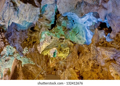 Jim White Tunnel, Carlsbad Caverns, New Mexico