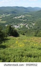 Jiminy Peak Resort View