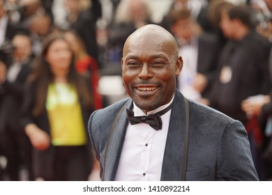 "Jimmy Jean Louis attends the screening of ""Once Upon A Time In Hollywood"" during the 72nd annual Cannes Film Festival on May 21, 2019 in Cannes, France."