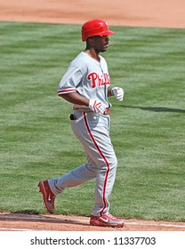 Jimmy Rollins of the Philadelphia Phillies