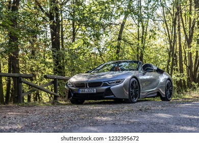 330 Bmw I8 Bmw I8 Roadster Images Royalty Free Stock Photos On