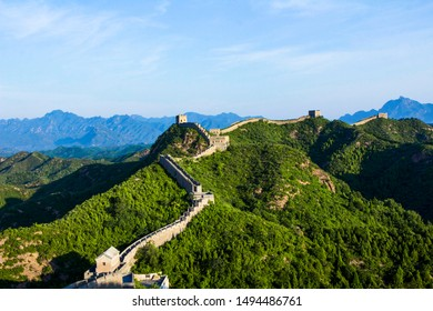 Jinshanling Great Wall Chengde City Hebei Province China
