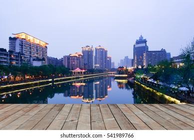 JiuYanQiao at chengdu,china