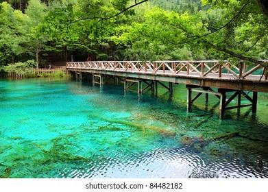 Jiuzhaigou Valley Scenic and Historic Interest Area, China