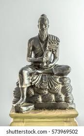Jivaka Kumarabhacca statue, Jivaka Kumar Bhaccha, hermit statue
