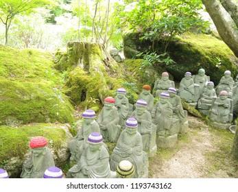 Jizo in Japan
