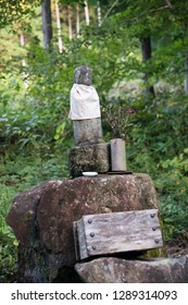 Jizo that means the guardian deity of children, in Japan.