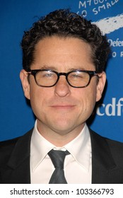 J.J. Abrams at the Children Defense Fund-California 19th Annual Los Angeles Beat The Odds Awards, Beverly Hills Hotel, Beverly Hills, CA. 12-03-09