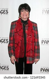 """Jo Anne Worley at the """"Donny & Marie Christmas in Los Angeles"""" Opening, Pantages, Hollywood, CA 12-04-12"""