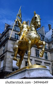 Joan of Arc Monument