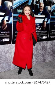Joan Collins at the HBO's 'His Way' Los Angeles Premiere held at the Paramount Studios lot in Hollywood on March 22, 2011.
