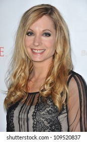 Joanne Froggatt at photocall for the third series of Downton Abbey at the Beverly Hilton Hotel. July 22, 2012  Los Angeles, CA Picture: Paul Smith / Featureflash
